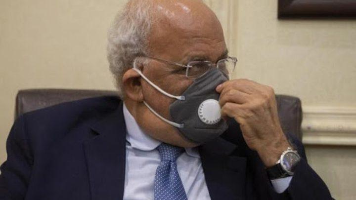 الدكتور صائب عريقات في سطور
