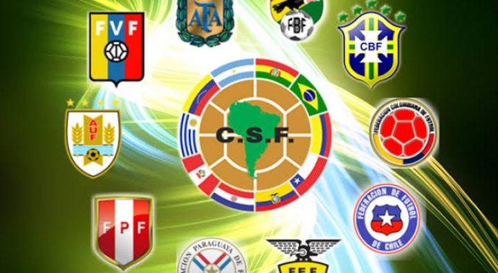 """برنامج مباريات الجولة """"3"""" من تصفيات أمريكا الجنوبية لمونديال 2022"""