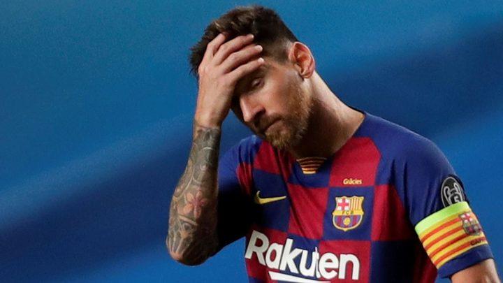 والد ميسي: انتقال نجلي عن برشلونة أنباء زائفة