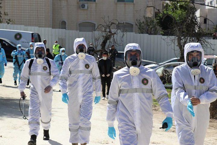 لجنة طوارئ نابلس: المحافظة تسجل أرقاماً مرتفعة بإصابات كورونا