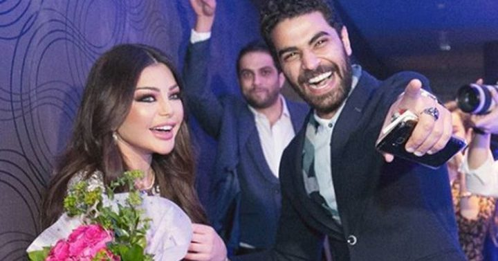 للمرة الثانية تأجيل محاكمة محمد وزيري في قضية هيفاء وهبي ضده