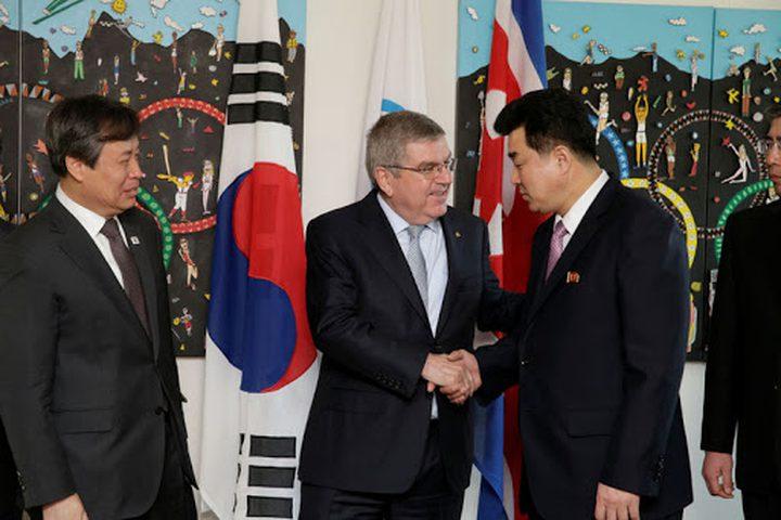 الكوريتان الجنوبية والشمالية تبحثان استضافة مشتركة لدورة أولمبية