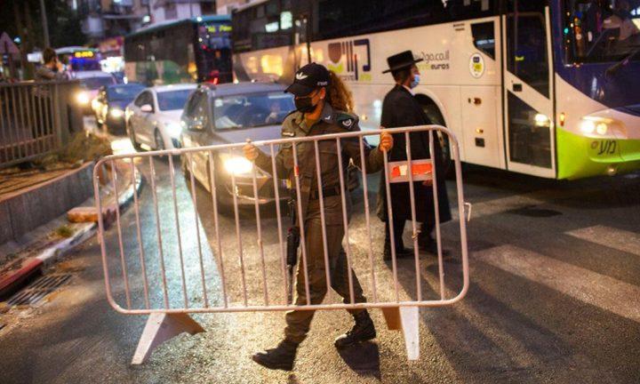نتنياهو يدفع باتجاه فرض الإغلاق الليلي كشرط لفتح مراكز التسوق