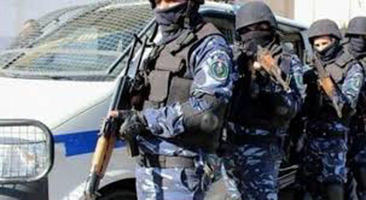جهاز الأمن الوقائي يضبط مواد مخدرة في بيت لحم