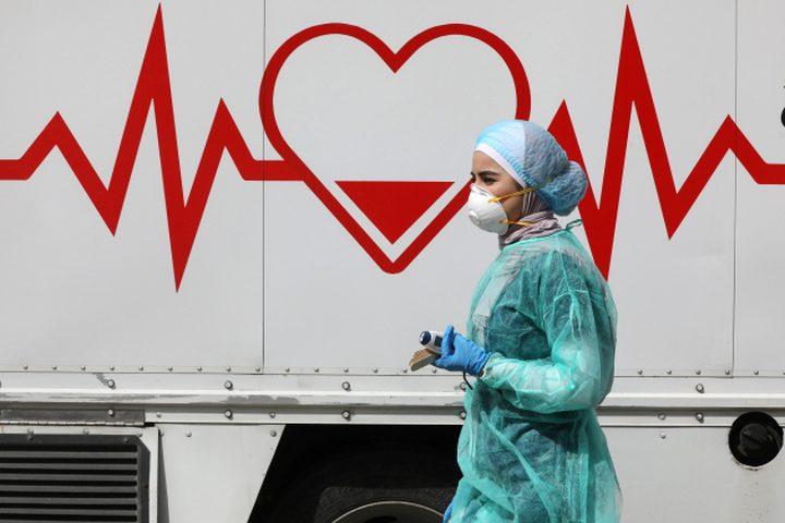 """الأردن: 80 وفاة و5685 إصابة جديدة بـ""""كورونا"""""""