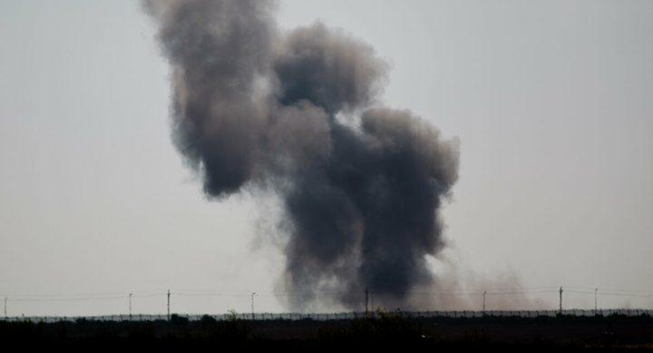 قتلى بتحطم مروحية تحمل جنودا أمريكيين في سيناء