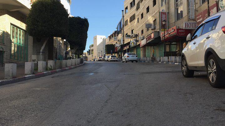 """اغلاق مكتب تسوية الاراضي في بيت لحم بسبب """"كورونا"""""""