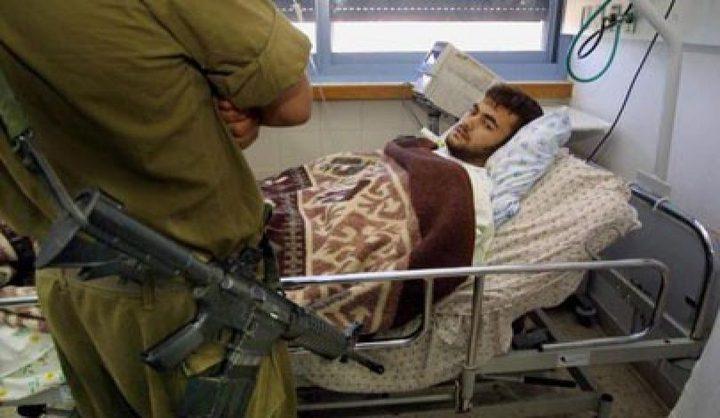 هيئة الأسرى: الوضع الصحي للأسير المصاب علي عمرو صعب