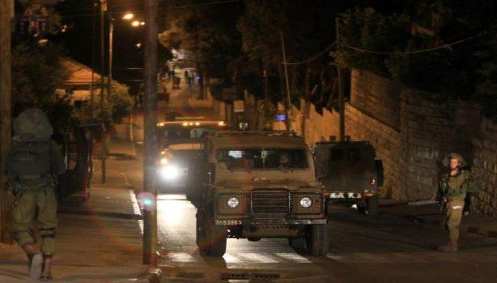 3 إصابات برصاص الاحتلال خلال اقتحام مدينة رام الله