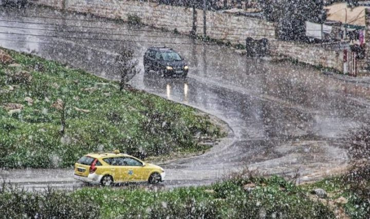 الطقس: منخفض جوي الأحد القادم