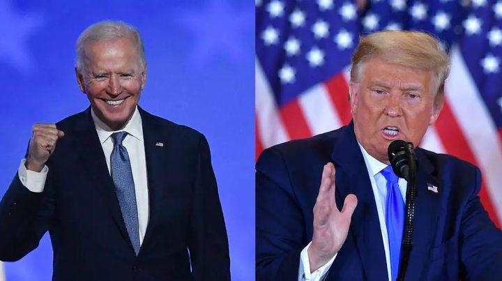 بايدن يفوز بولاية جورجيا وترامب يحسم كارولينا الشمالية لصالحه