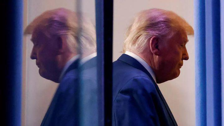 ترامب يؤكد أن الوقت سيكشف من سيشغل مكتب الرئيس