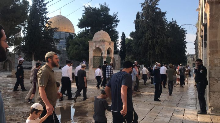 الاحتلال يصعد إجراءاته ضد المسجد الأقصى خلال فترة إدارة ترامب