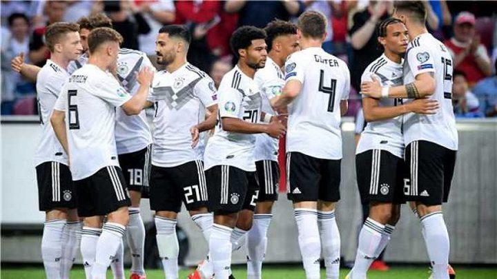 ألمانيا تقلب تأخرها أمام أكرانيا وتحقق فوز ثمين