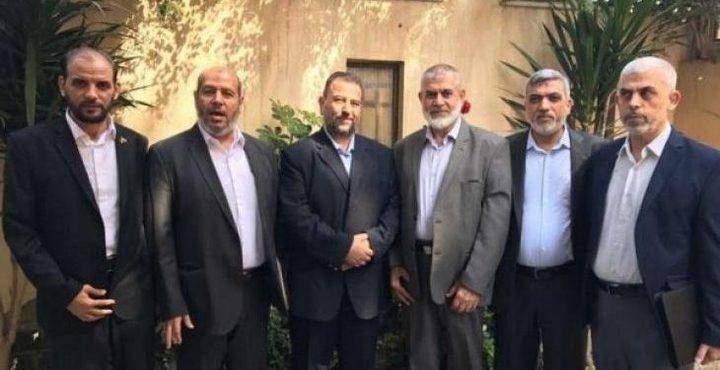 قاسم: وفد من حماس يغادر غزة للقاهرة لاستكمال مباحثات المصالحة