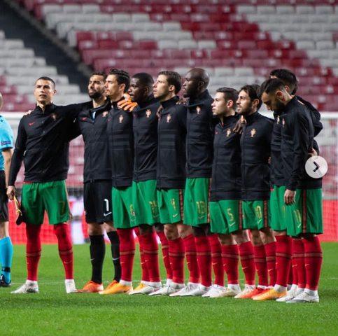 رونالدو يعلق على خروج البرتغال من دوري الأمم الأوروبية