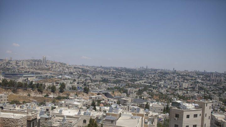 الاحتلال يطرح عطاءات لبناء 1257 وحدة استيطانية شرق القدس