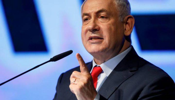 نتنياهو: استمرار التصعيد في غزة سيكون ثمنه باهضاً وثقيلاً