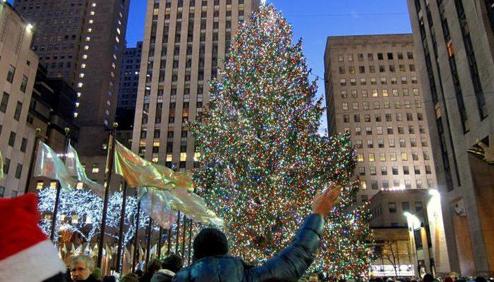الاقتصاد الامريكي يعول على احتفالات لكريسماس لانعاشه