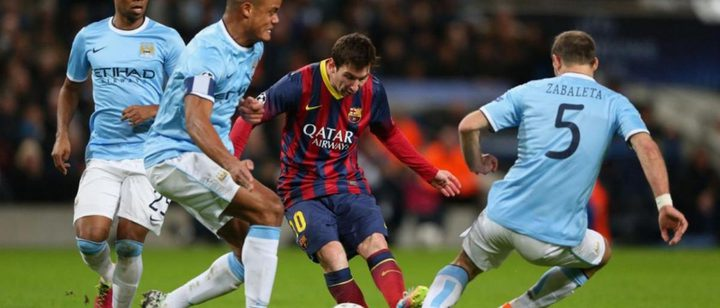 برشلونة يضع خطة لمواجهة مماطلة مانشستر سيتي