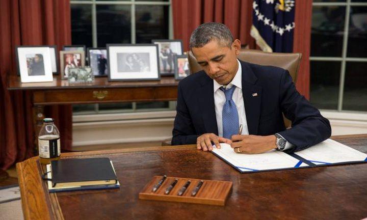 أوباما يعلن موعد إصدار مذكراته