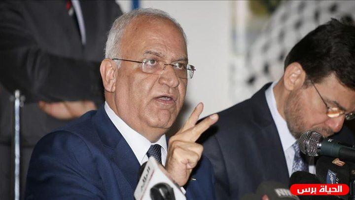 الرئيس الأفغاني يعزي الرئيس عباس بالراحل صائب عريقات