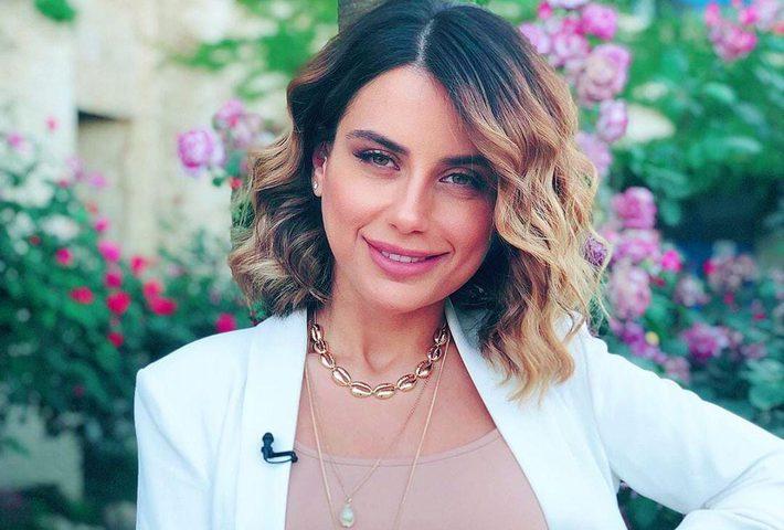 المذيعة آية خياط: فقدت طفلي وبعد يومين جوزي تخلى عني