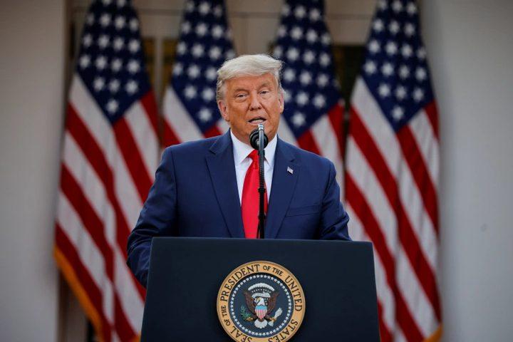 """ترامب: سنرفع """"قضايا"""" تظهر عدم دستورية انتخابات 2020"""