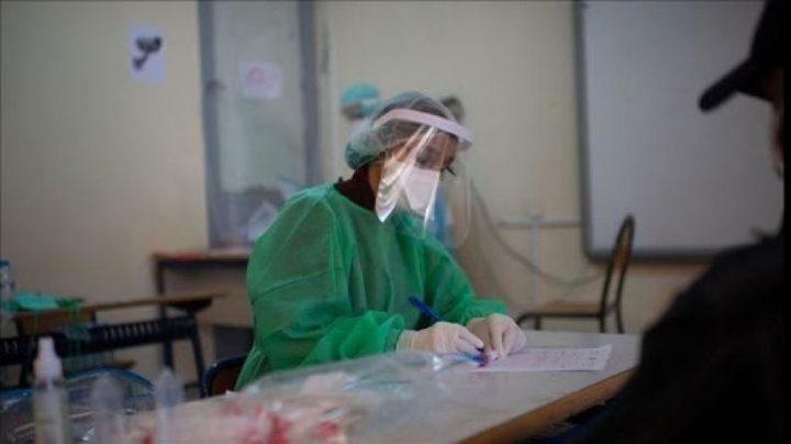 حالتا وفاة و486 إصابة جديدة بكورونا في غزة