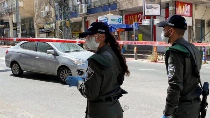 """861 إصابة جديدة بكورونا بـ""""إسرائيل"""" والحالات الخطيرة بارتفاع"""