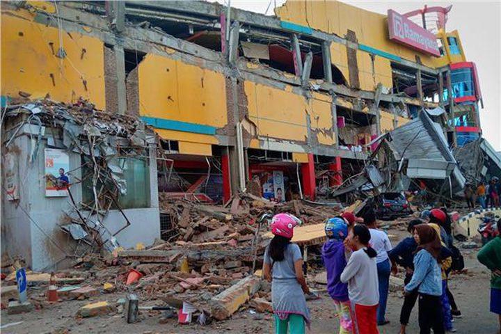 زلزال يضرب جزيرة سومطرة الأندونيسية