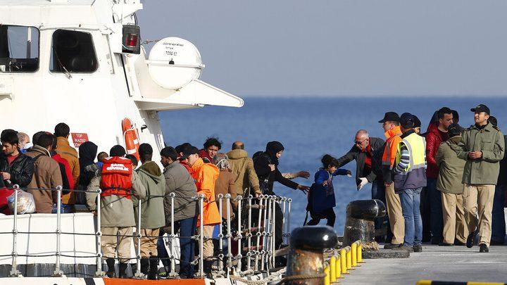 خفر السواحل التركي ينقذ 27 لاجئا بعد منعهم من دخول اليونان
