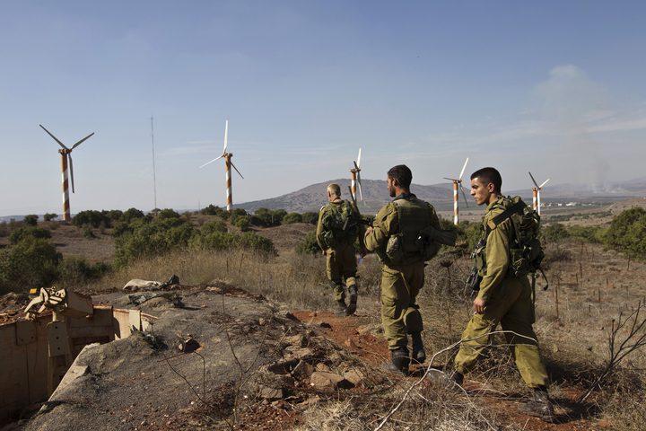 توتر بالقرب من الحدود مع الجولان عقب العثور على عبوات ناسفة