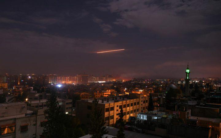 """مقتل ثلاثة عسكريين سوريين في هجوم """"إسرائيلي"""" على دمشق"""