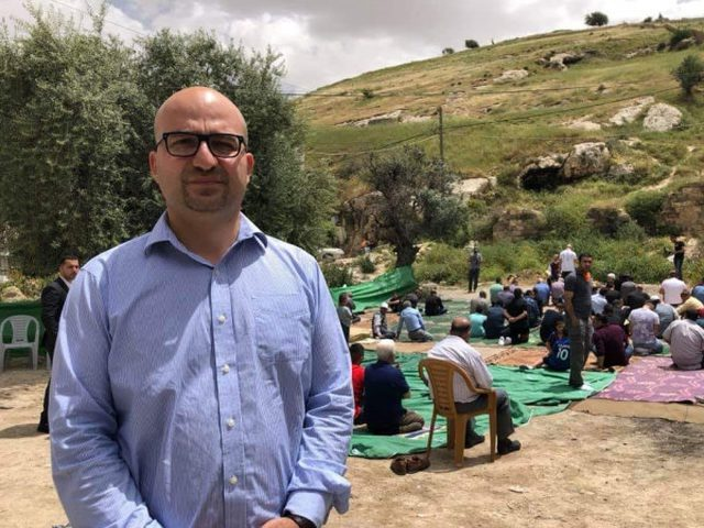 مخابرات الاحتلال تستدعي وزير شؤون القدس