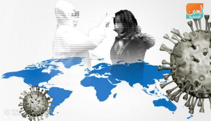 أكثر من مليون و343 ألف وفاة بكورونا حول العالم