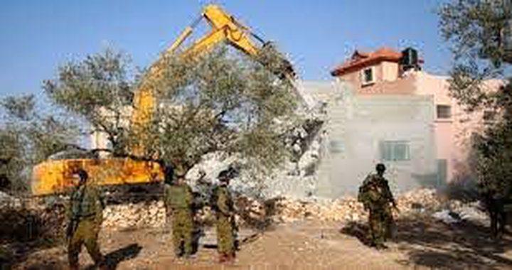 أعضاء كونغرس يدينون هدم المنازل الفلسطينية