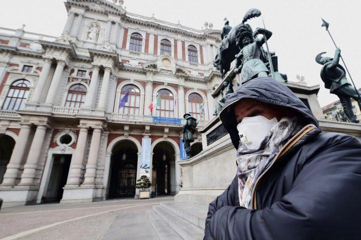 753 وفاة وأكثر من 34 ألف إصابة جديدة بكورونا في ايطاليا