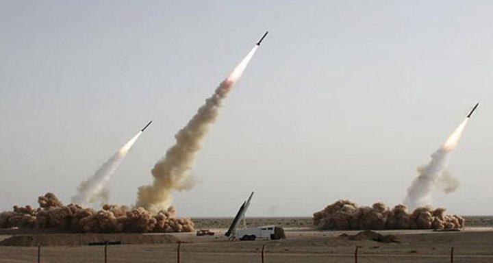 الاحتلال: القذائف الصاروخية أطلقت من غزة بسبب البرق
