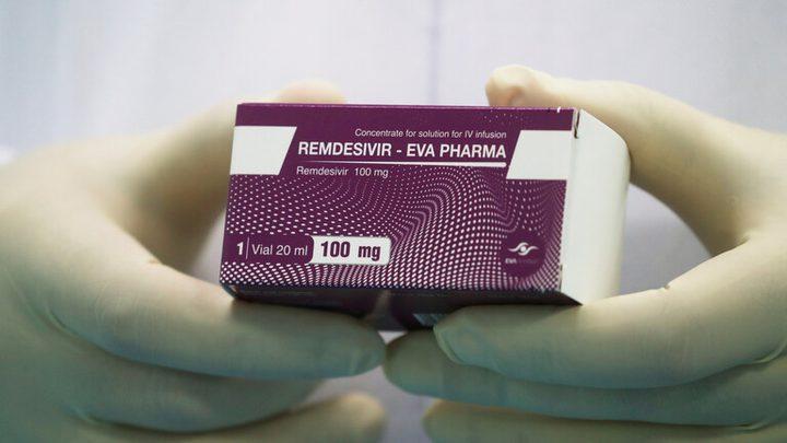 """الصحة العالمية تحذر من استخدام """"ريمديسفير"""" في علاج مرضى كورونا"""