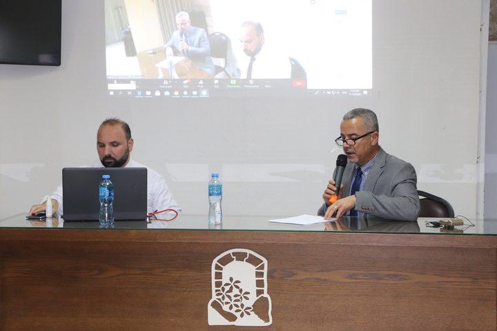منتدى سياسي يؤكد أن إدارة بايدن لن تحمل تغيرات جوهرية تجاه فلسطين