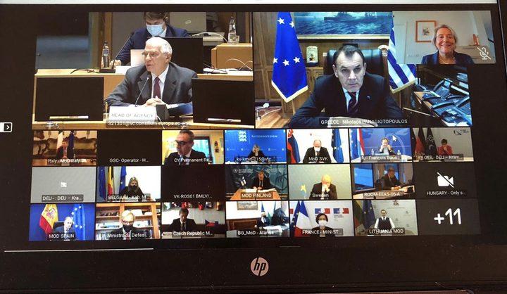 صحفي يخترق مؤتمرا سريا لوزراء دفاع الاتحاد الاوروبي
