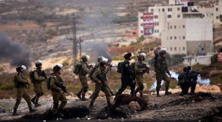 مواجهات وإصابات خلال قمع مسيرات الجمعة في الضفة