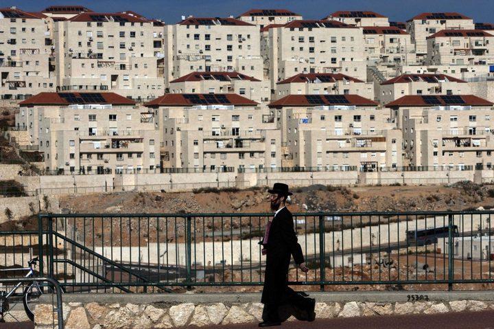 تقرير : سلطات الاحتلال تسابق الزمن في تكثيف الاستيطان في القدس