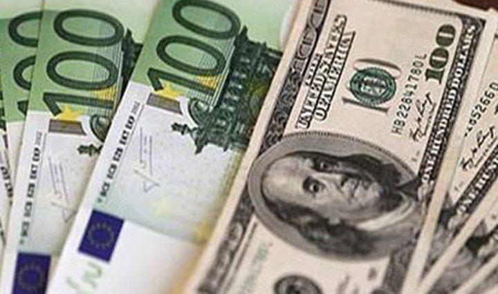 اليورو يحظى بمكانة أكبر من الدولار