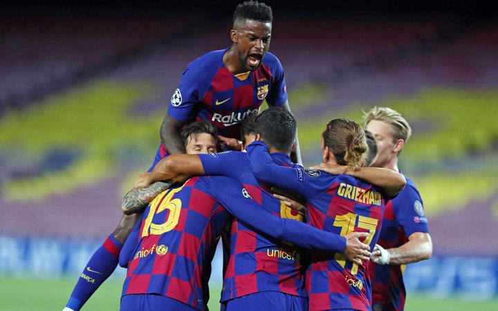 سيميوني يكسر عقدته بأول انتصار على برشلونة