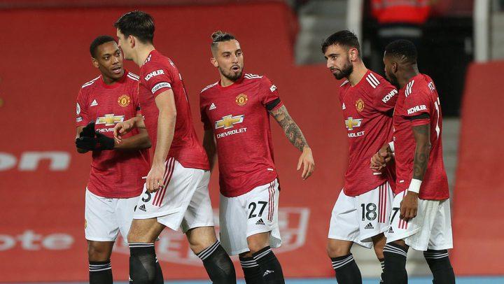 المان يونايتد يفوز بأول مباراه على أرضه هذا الموسم