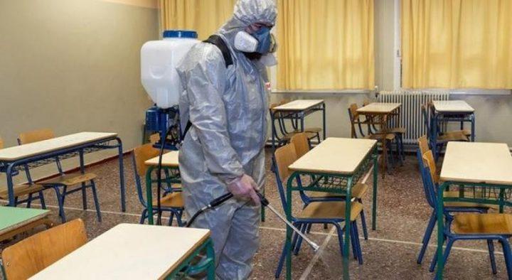 تسجيل 42 اصابة جديدة بكورونا وإغلاق مدرسة بطولكرم