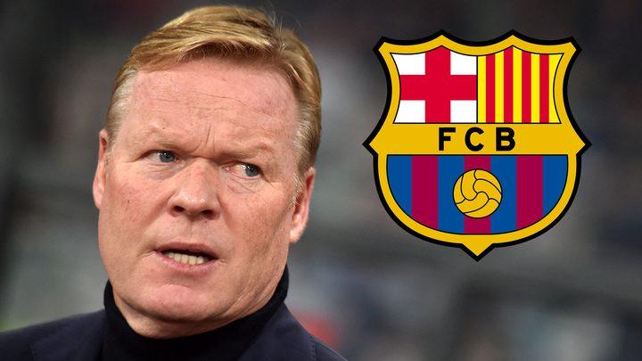 أسوأ إنطلاقة يقدمها برشلونة بقيادة كومان منذ 28 عام