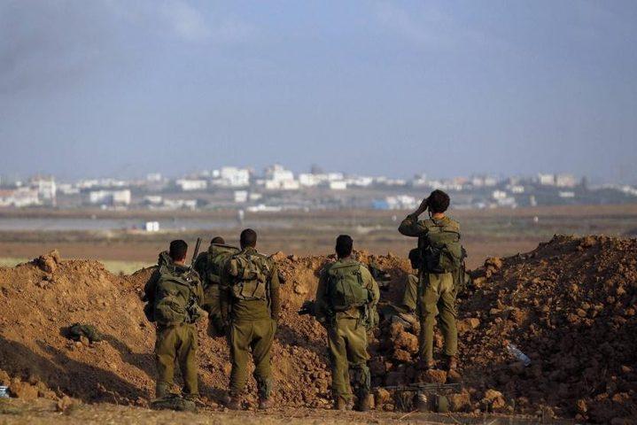 جيش الاحتلال يحقق في حادثتين منفصلتين على حدود غزة